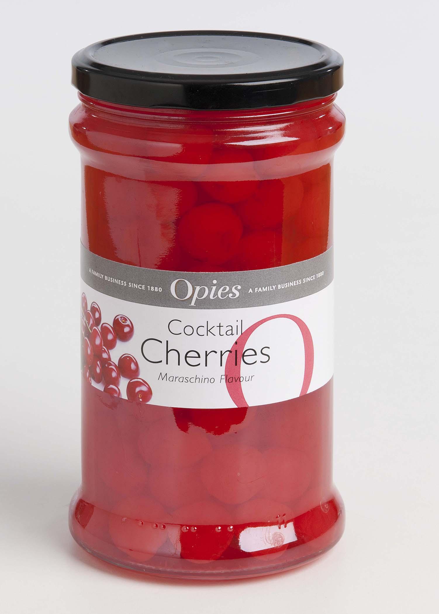 Opies Cocktail Cherries 950g