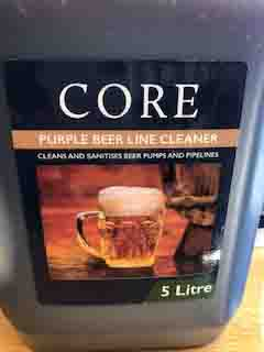 Purple Beerline Cleaner 5ltr