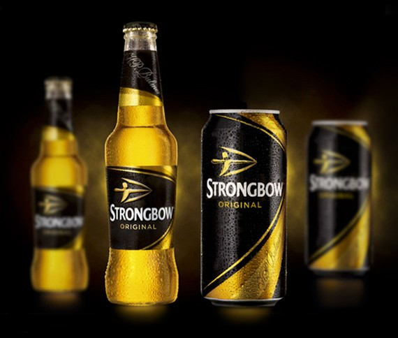 Strongbow Cider 6 x 2ltr