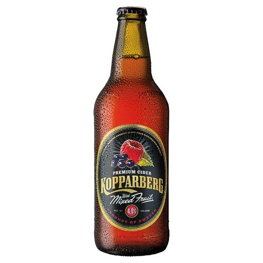 Kopparberg Mixed Fruit 15 x 500ml
