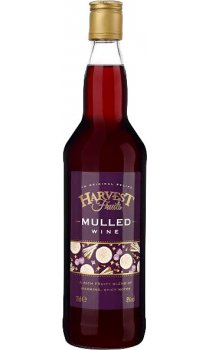 Harvest Fruits Mulled Wine 70cl x 6