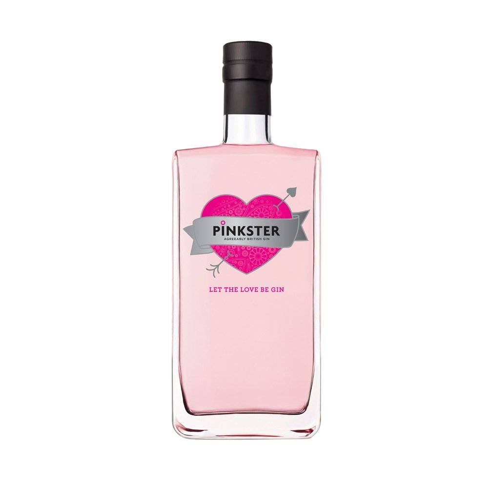 Pinkster British Gin 70cl