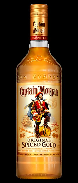 Captain Morgan Spiced Rum 1.5ltr