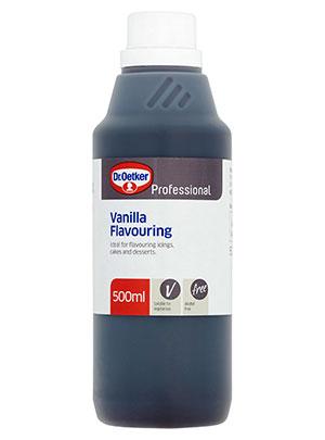 Vanilla Flavour 500ml