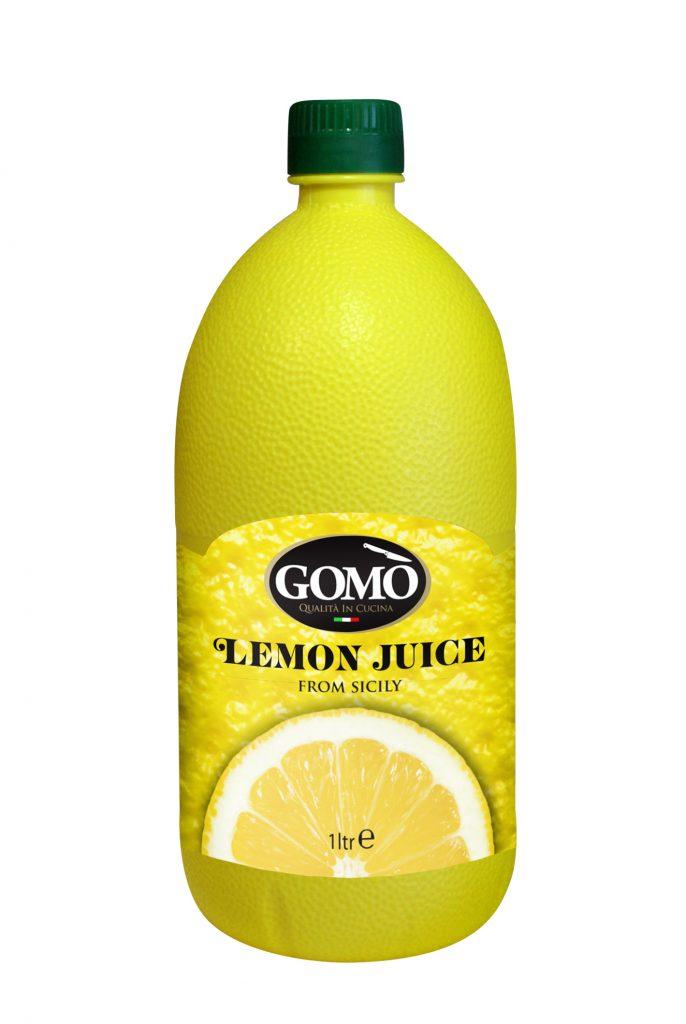 Gomo Lemon Juice 1ltr