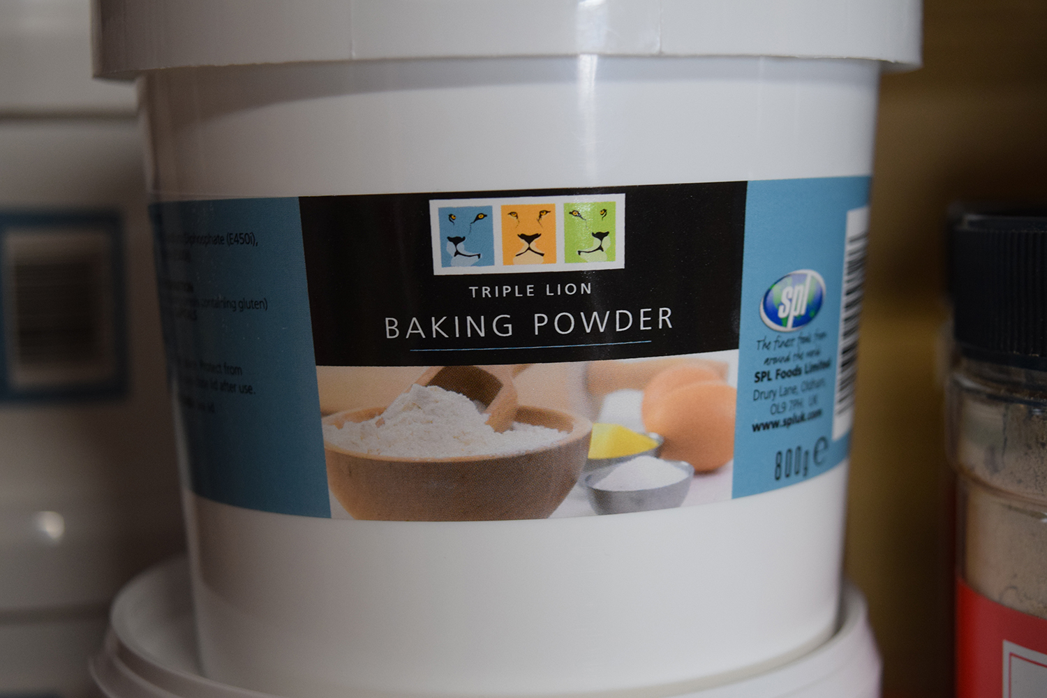 Baking Powder 800g