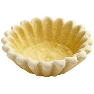 Pidy Mini Sweet Shortcrust Fluted Tartlets 4.5cm x 180