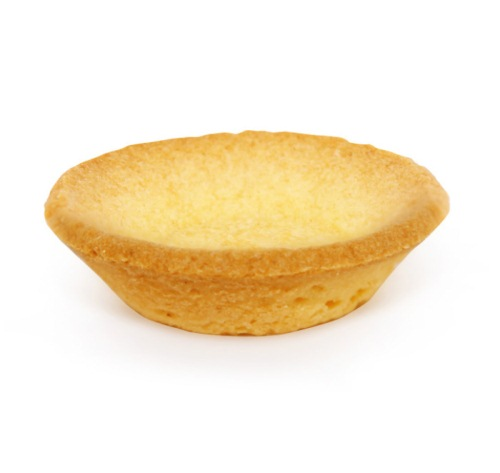 Pidy Mignardise Blind-baked Straight Side Tartlet 6cm x 240g
