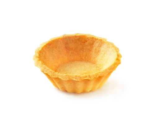Pidy Mini Neutral Shortcrust Fluted Tartlets 4.5cm x 180