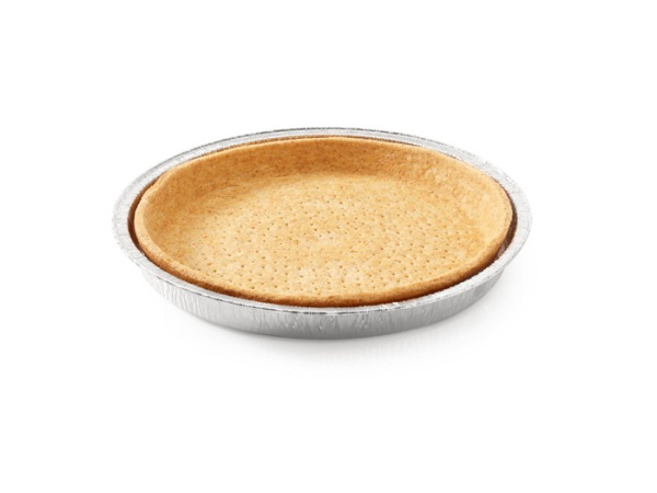 Pidy Wholemeal Quiche Case 22cm in Foil Tray  x 6