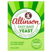 Dried Yeast 42g