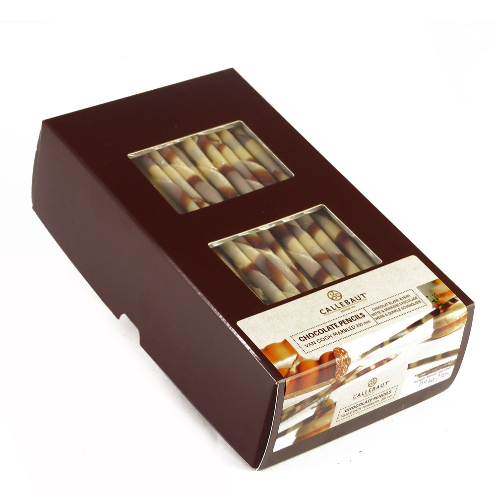Callebaut Marbled Pencils 20cm 900g