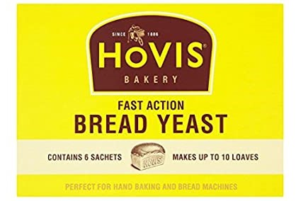 Hovis Dried Active Yeast 6 x 7g Sachet