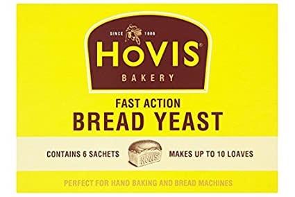 Hovis Dried Active Yeast 6 x 7g Sachet