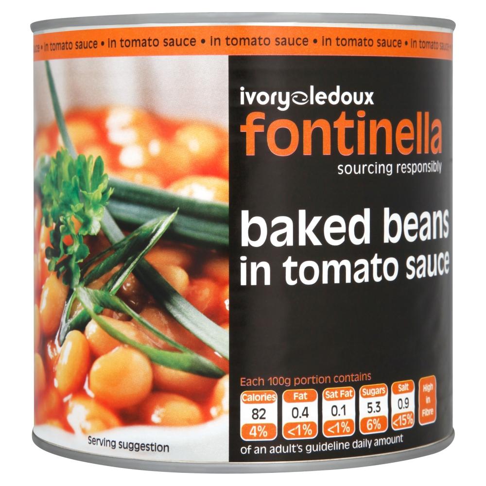 Standard Baked Beans 2.6kg
