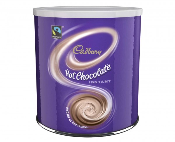 2 x Cadburys Instant Chocolate 2kg (add water) for £25 OFFER
