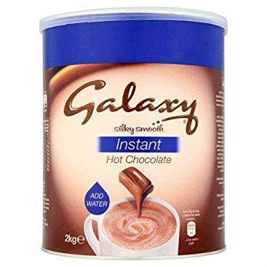 Galaxy Hot Chocolate (add water) 2kg