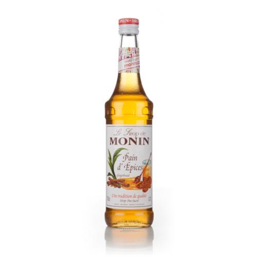Monin Gingerbread Syrup 70cl