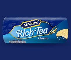 Mcvities Rich Tea 12 x 200g