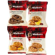 Walkers Assorted Twin Pack 48 x Twin