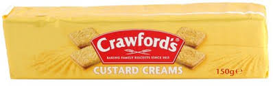 Crawfords Custard Creams 12 x 150g