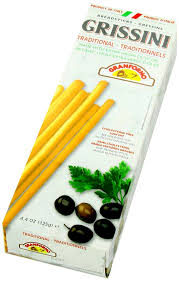 Grissini Breadsticks 125g