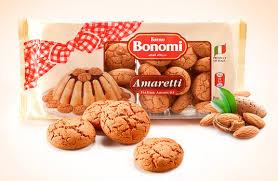 Bonomi Italian Amaretti Biscuits 200g
