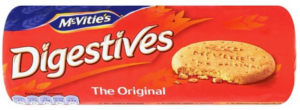 Mcvities Digestives Biscuits 12 x 400g