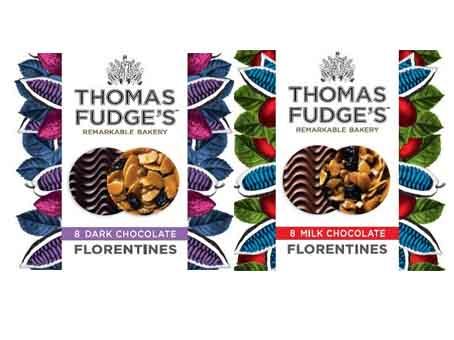 Fudges Florentines 16 Pack (8 Milk And 8 Dark)