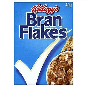 Bran Flake Portions 40 x 40g