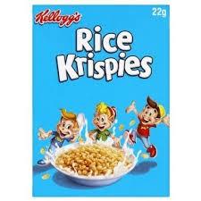 Rice Krispies Portions 40 x 22g