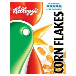Kelloggs Cornflakes  4 x 500g