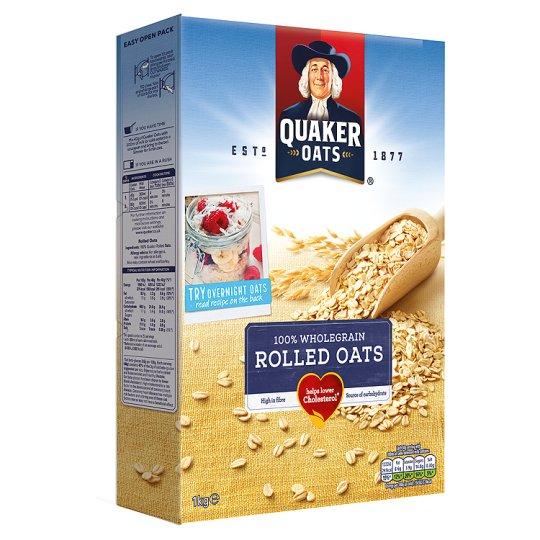 Quaker Oats 1kg