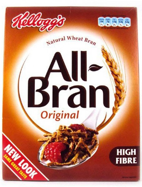 Kelloggs All Bran 4 x 700g