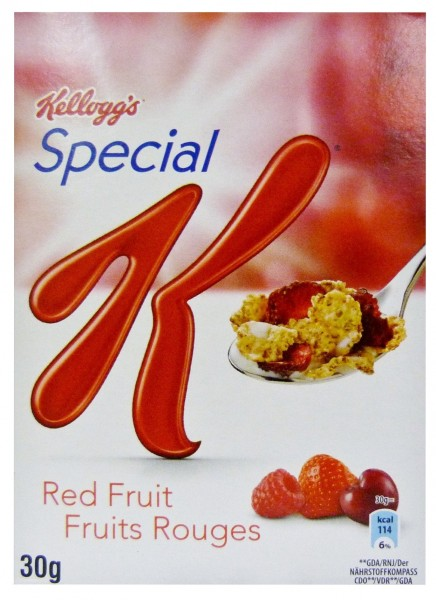 Kelloggs Special K Red Berry Portions 40 x 30g