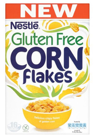 Nestle Gluten Free Cornflakes 7 x 500g