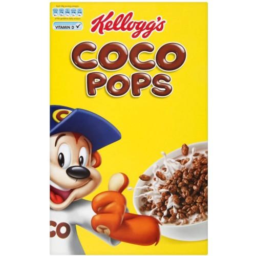 Kelloggs Coco Pops 4 x 500g