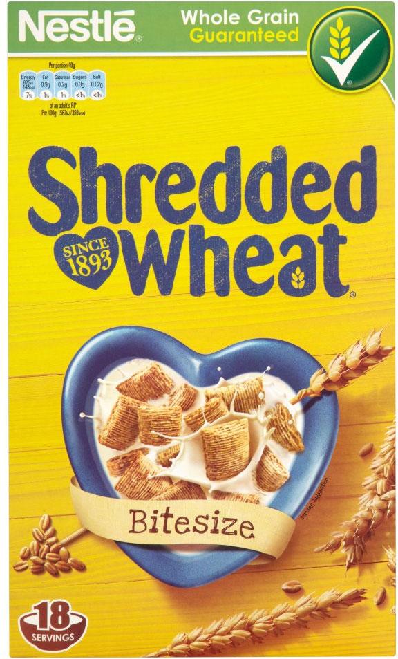 Shredded Wheat Bitesize 6 x 500g