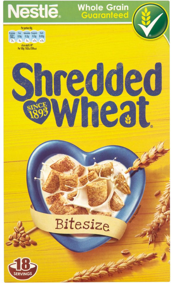 Shredded Wheat Bitesize 6 x 500g