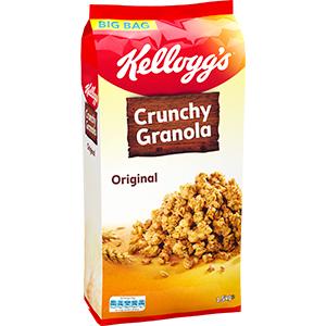 Kelloggs Crunchy Granola 1.5kg