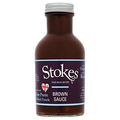 Stokes Brown Sauce 6 x 320g