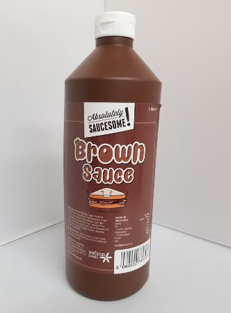Season Valley Brown Sauce 1ltr