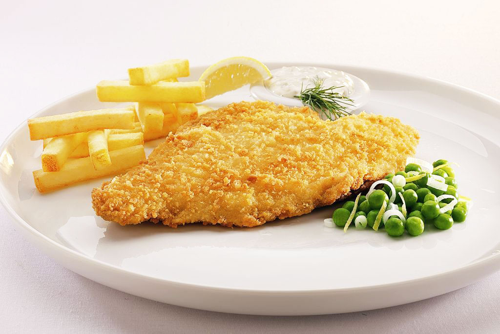Breaded Plaice 200-230g -7/8oz 15