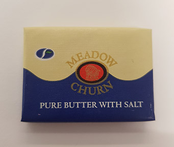 Butter Portions 100 x Size 7