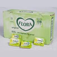 Flora Portions 100 x 10g