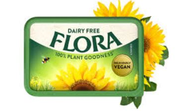 Flora Dairy Free 2kg (Suitable For Vegans)