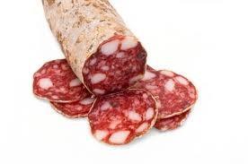 Sliced Napoli Salami 500g