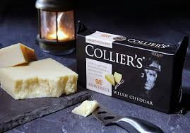 Colliers Extra Mature Cheddar 2.5kg