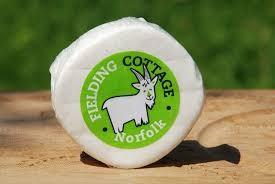 Fielding Cottage Ellingham Goats Cheese 250g