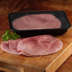 Sliced Gammon Ham 100% 500g